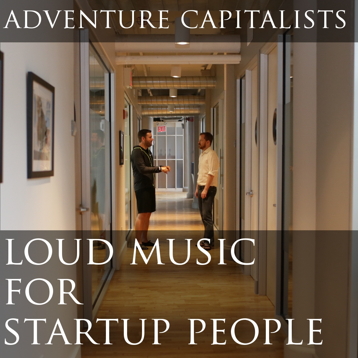 Adventure Capitalists   Blog   A stage agnostic punk band